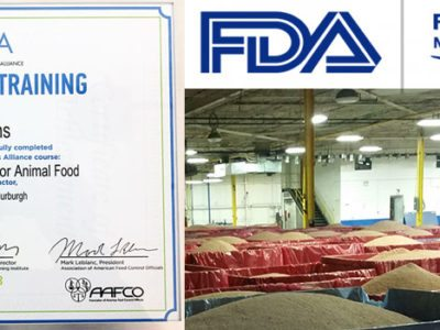 FSMA Compliance and FSPCA Certification